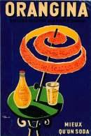 270118 - PUBLICITE - ORANGINA Mieux Qu'un Soda - Illustrateur VILLEMOT - Advertising