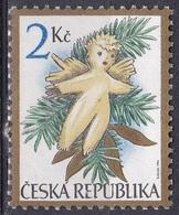Tschechien Czechia 1994 Religionen Christentum Weihnachten Christmas Noel Engeln Angels, Mi. 59 ** - Tchéquie