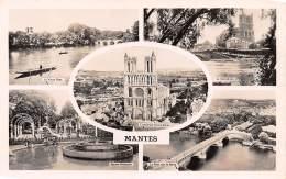 78 - MANTES - Mantes La Jolie