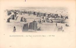 BLANKENBERGHE - La Plage, Vue Prise De La Digue - Blankenberge