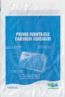 Medicine - Pharmacy - Sensiblue Pharmacy - Advertising Cover For Drugs - Old Paper
