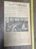 ANNEES 20/30 OUVERTURE A LILLE MAGASIN PRISUNIC RUE NATIONALE - Vieux Papiers