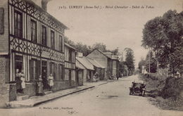 LIMESY : Hotel Chevalier - Débit De Tabac - Other Municipalities