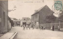 LONDINIERES : Le Moulin - Londinières