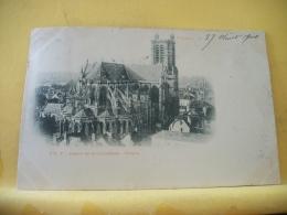 B16 6234 CPA 1900 - 10 CHEVET DE LA CATHEDRALE. TROYES. - EDIT. J.S.T. (+DE 20000 CARTES MOINS 1 EURO) - Troyes