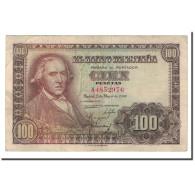 Billet, Espagne, 100 Pesetas, 1948, 1948-05-02, KM:137a, TB - [ 3] 1936-1975 : Regency Of Franco