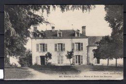 41 - Gièvres - Mairie Et école Des Garçons - Autres Communes