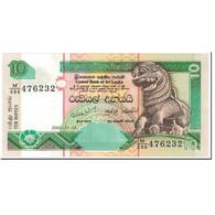 Billet, Sri Lanka, 10 Rupees, 2005, 2005-11-19, KM:108a, NEUF - Sri Lanka