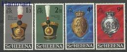 Saint Helena Island 1970 Mi 227-230 MNH ( ZS6 SHL227-230 ) - Saint Helena Island