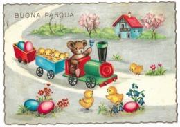 Buona Pasqua - Viaggiata - Pasqua