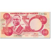 Billet, Nigéria, 10 Naira, 2005, UNDATED (2005), KM:25h, SPL+ - Nigeria