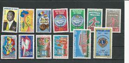 TCHAD  Voir Détail (13) ** Cote 11,40$ 1966-7 - Tchad (1960-...)