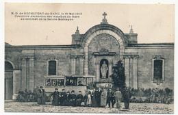 CPA - ROCHEFORT-DU-GARD (Gard) - 15 Mai 1913, Première Ascension Des Autobus Du Gard Au Sommet De La Sainte Montagne - Rochefort-du-Gard
