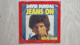 David Dundas - Jeans On - Vinyl-Single - Disco, Pop