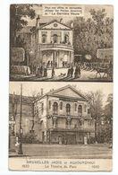 Brussel Le Theatre Du Parc 1830 - 1930 Bruxelles - Monuments