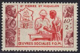 Saint-Pierre-et-Miquelon N° 344 ** - St.Pierre & Miquelon