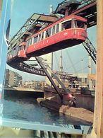 SCHWEBEBAHN WUPPERTAL TRAM TRENO TRAIN BAHN  Coca Cola VB1975 GN20935 - Strassenbahnen