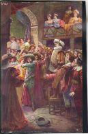 478 . THEME . CYRANO DE BERGERAC . J. CEAS ET FILS . VALENCE . DROME . 1 . (recto/verso) - Théâtre