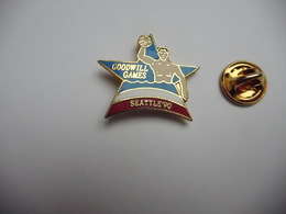 Beau Pin's En EGF , Water Polo   , Goodwill Games , Seattle 90 - Water-Polo