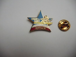 Beau Pin's En EGF , Aviron  , Goodwill Games , Seattle 90 - Rowing