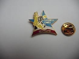 Beau Pin's En EGF , Judo , Goodwill Games , Seattle 90 - Judo