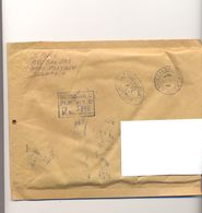 2002. Bulgaria, The Letter Send By Registered Post To Moldova - Bulgaria