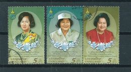 2008 Thailand Princess G.Vadhana Used/gebruikt/oblitere - Thailand