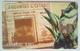 Pulquerias  #1 - Mexico