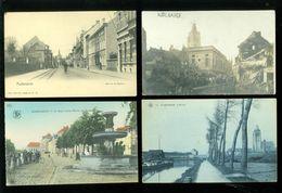Beau Lot De 55 Cartes Postales De Belgique Audenarde   Lot 55 Postkaarten Van België Oudenaarde   - 55 Scans - Cartes Postales