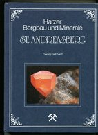 Harzer Bergbau Und Minerale St. Andreasberg. - Bücher, Zeitschriften, Comics