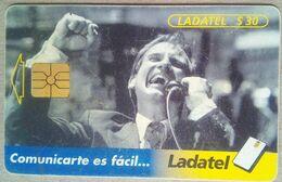 Ladatel $30  Man On Phone - Mexico