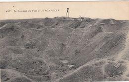 Cp , 51 , REIMS , Environs , Le Sommet Du Fort De La POMPELLE - Reims