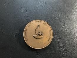 Medaille Centenaire De La Croix Rouge Française 1863-1963 - Professionnels / De Société