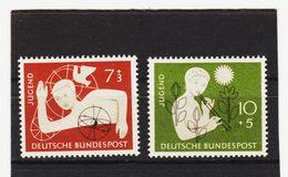 XAX969 DEUTSCHLAND BRD 1956  Michl  252/53 ** Postfrisch SIEHE ABBILDUNG - BRD
