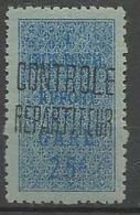 ALGERIE COLIS POSTAUX YVERT N° 7 / MAURY N° 13 NEUF* TRACE DE CHARNIERE TB / MH - Algérie (1924-1962)
