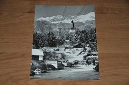 32- Innsbruck, Nordkettenbahn, Animiert / Auto / Car / Coche / Voiture - Ansichtskarten