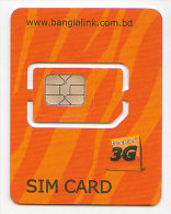 Bangladesh BanglaLink RARE GSM SIM Card Brand New Mint See My Other Listing To Make Complete Country Set - Bangladesh