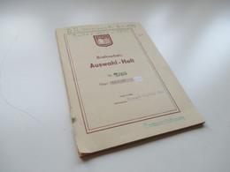 DR Altes Auswahlheft Ab Reichsadler Ca. 1880 - 1920. O/*/** Tolle Stücke! Fundgrube!! Z.B. Nr. 89y O Mit 110€ KW - Briefmarken