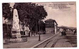 0325 - Nice - Monument Du Capitaine Ferber - Promenade Des Anglais - Av. De La Californie - Ed. P.Gastaud - N° 5 - Bauwerke, Gebäude
