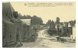 ROSSIGNOL : Ruines Rue De Breuvanne 1914 (ambulance) (Tintigny) - Tintigny