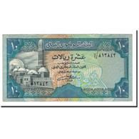Billet, Yemen Arab Republic, 10 Rials, 1990, KM:23b, TTB+ - Yémen