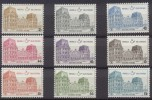 SP / CP 407-415 ** Spoorwegzegel Postpakketten Postcolli / Colis Postaux 1971 Reeks Van 9 Postfris / Neuf - 1952-....