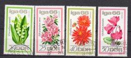 DDR   1189 - 1192   Gestempelt - DDR