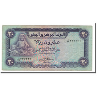 Billet, Yemen Arab Republic, 20 Rials, 1985, KM:19b, TB - Yémen