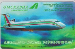 RUSSIA - Phonecards
