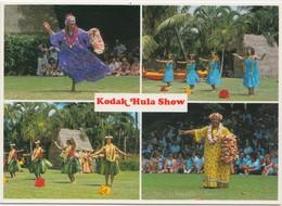 Kodak Hula Show, Waikiki Shell, Kapiolani Park, Hawaii, Unused Postcard [20891] - Big Island Of Hawaii