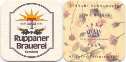 #D192-200 Viltje Ruppaner Bier - Sous-bocks