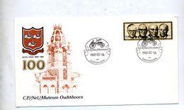 Lettre Cachet Oudtshoorn Musee Automobile - Afrique Du Sud (1961-...)