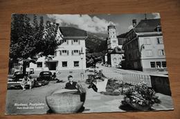44- Bludenz, Postplatz / Animiert - Bludenz
