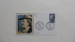 France : FDC :1 Er Jour : Frédéric Mistral   1980  :  N° 2098   : 1 Enveloppe - 1980-1989